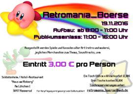 Retromania_Boerse Rennerod